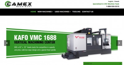 Camex Machinery (B2B)