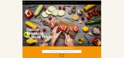 Our next website - Get To Go [e-commerce]