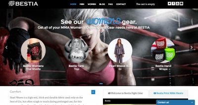 Bestia Fight Gear